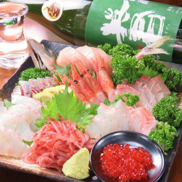 日本酒・刺身が美味しい店 草薙 ブキチ